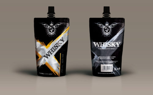 Packaging - doypack - Concept - design produit